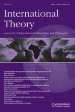'Turning' everywhere in IR: on the sociological underpinnings of the field's proliferating turns (with S. Baele).